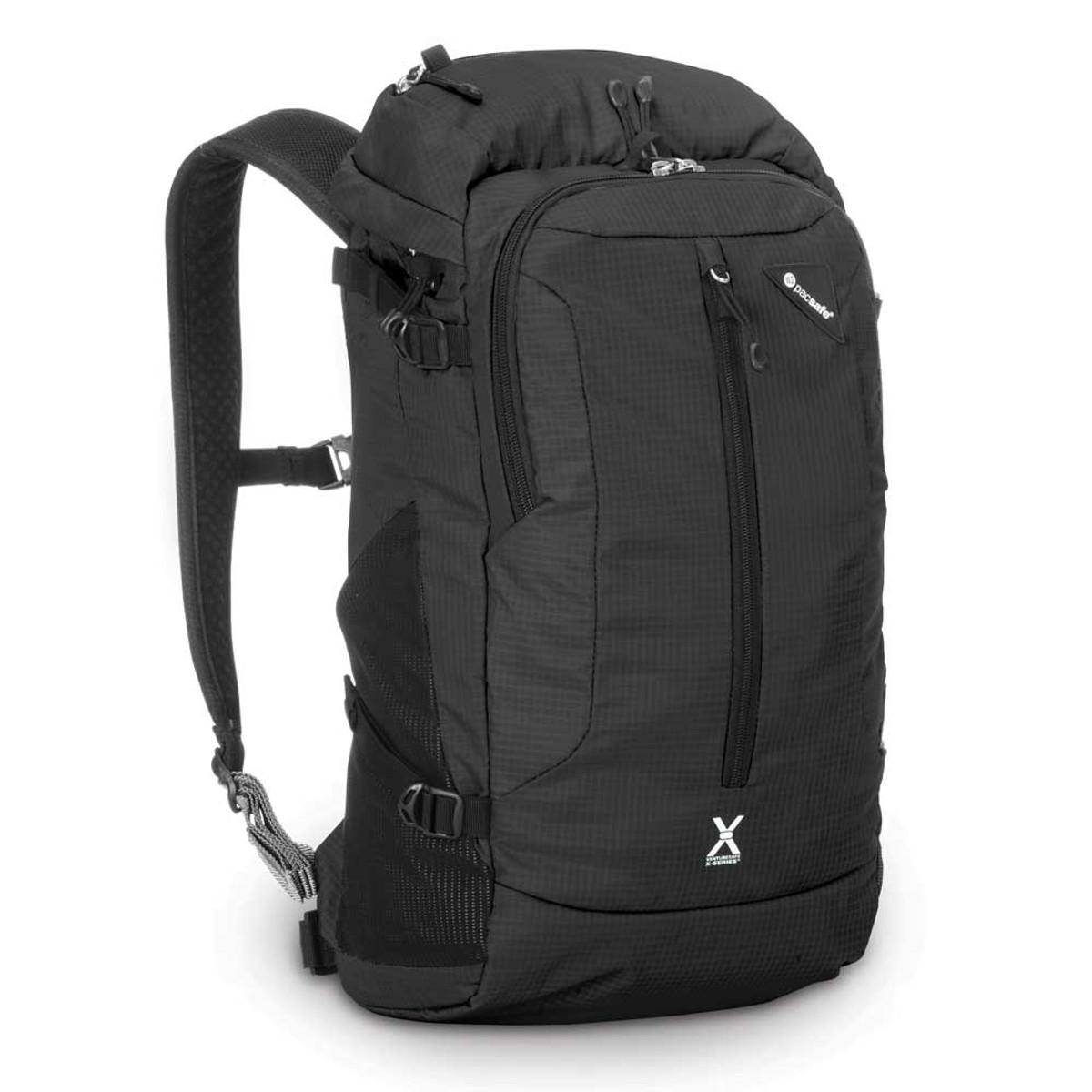 Pacsafe Venturesafe X22 backpack, black
