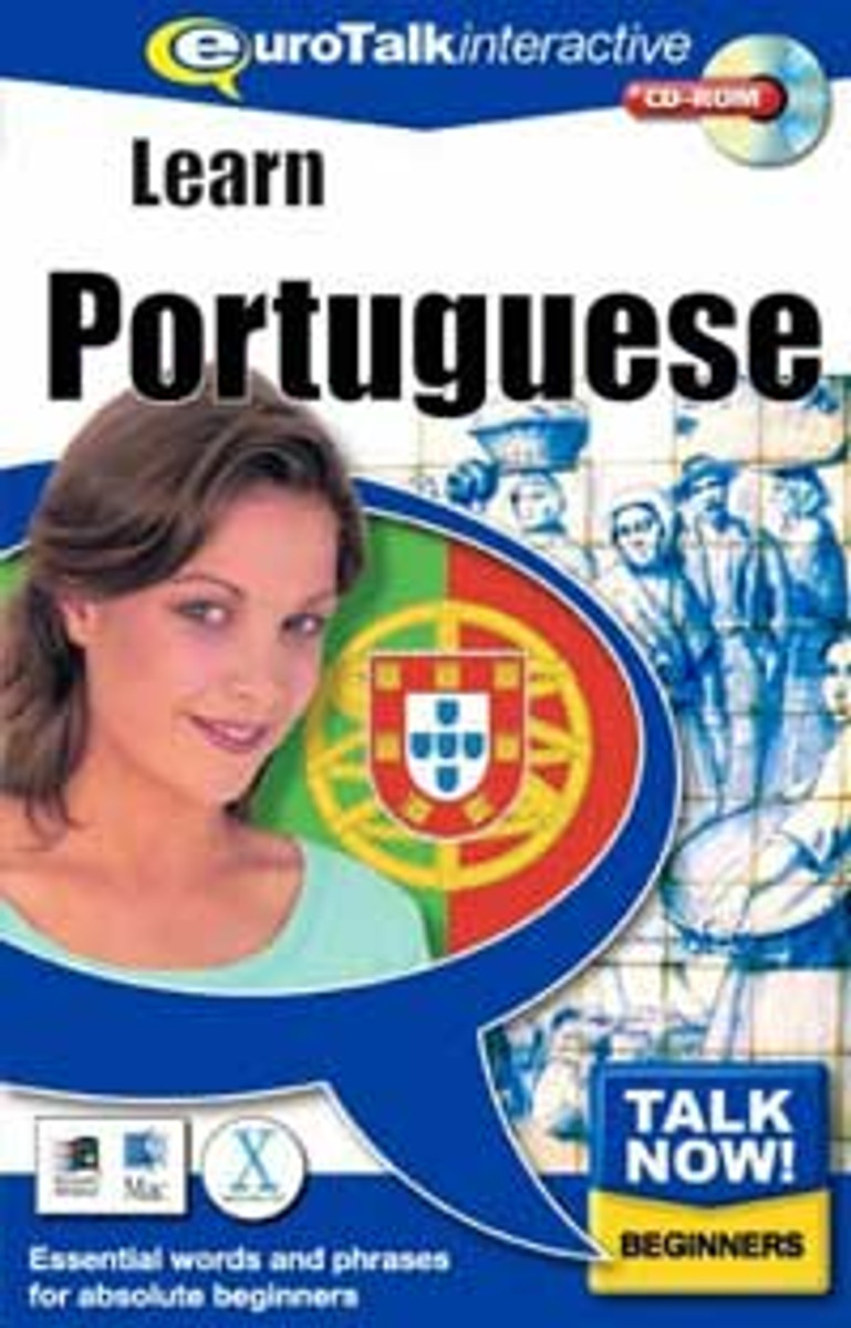 Portuguese - Talk Now CD-ROM  language course (beginners)