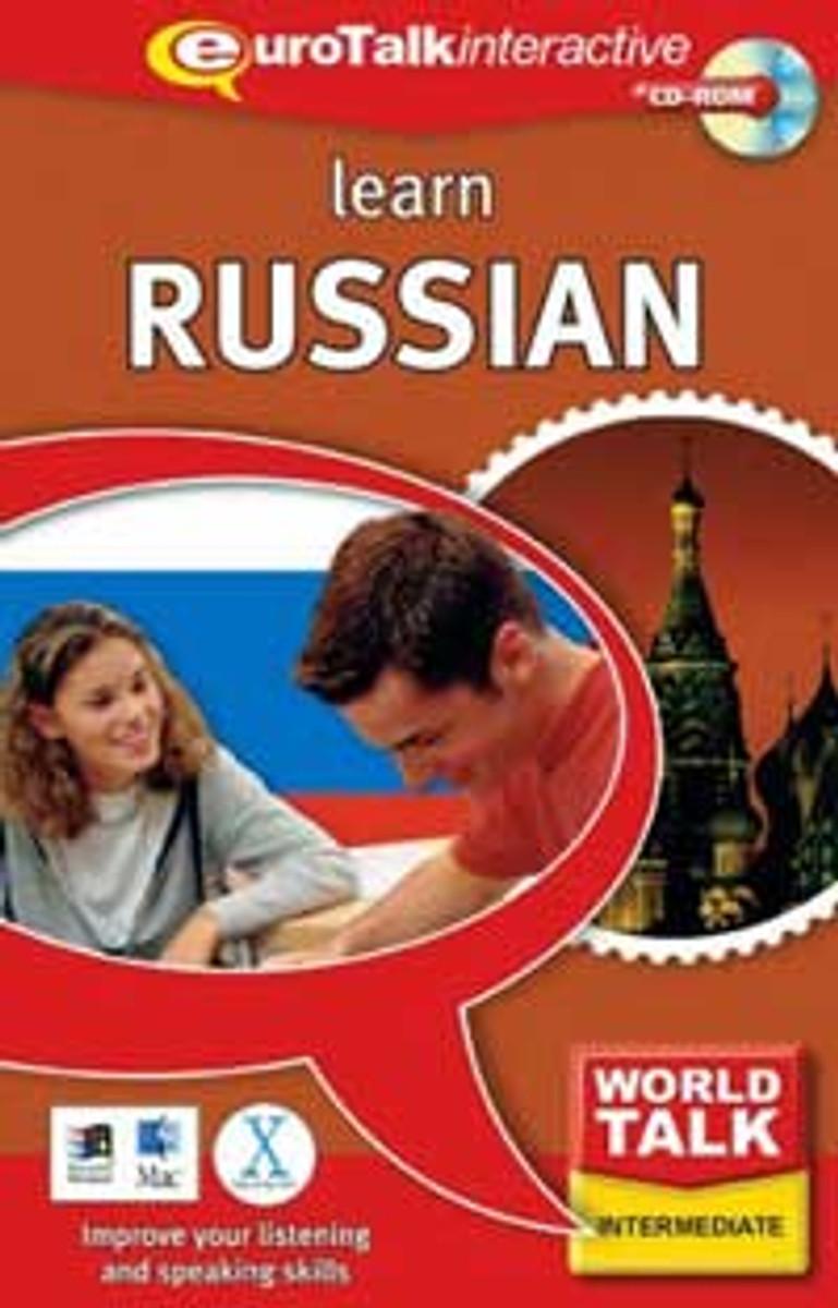 Russian - World Talk CD-ROM language course (intermediate)