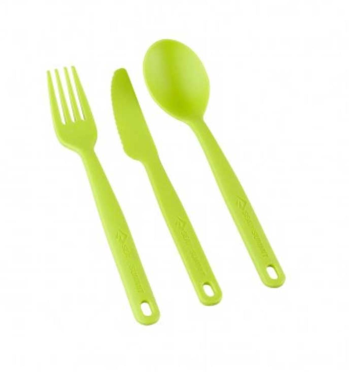 Sea to Summit camp cutlery set