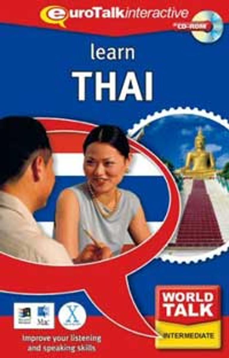 Thai - World Talk CD-ROM language course (intermediate)