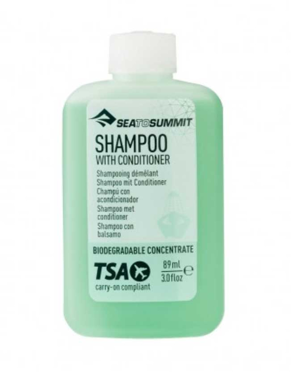 Sea to Summit Trek & Travel shampoo with conditioner