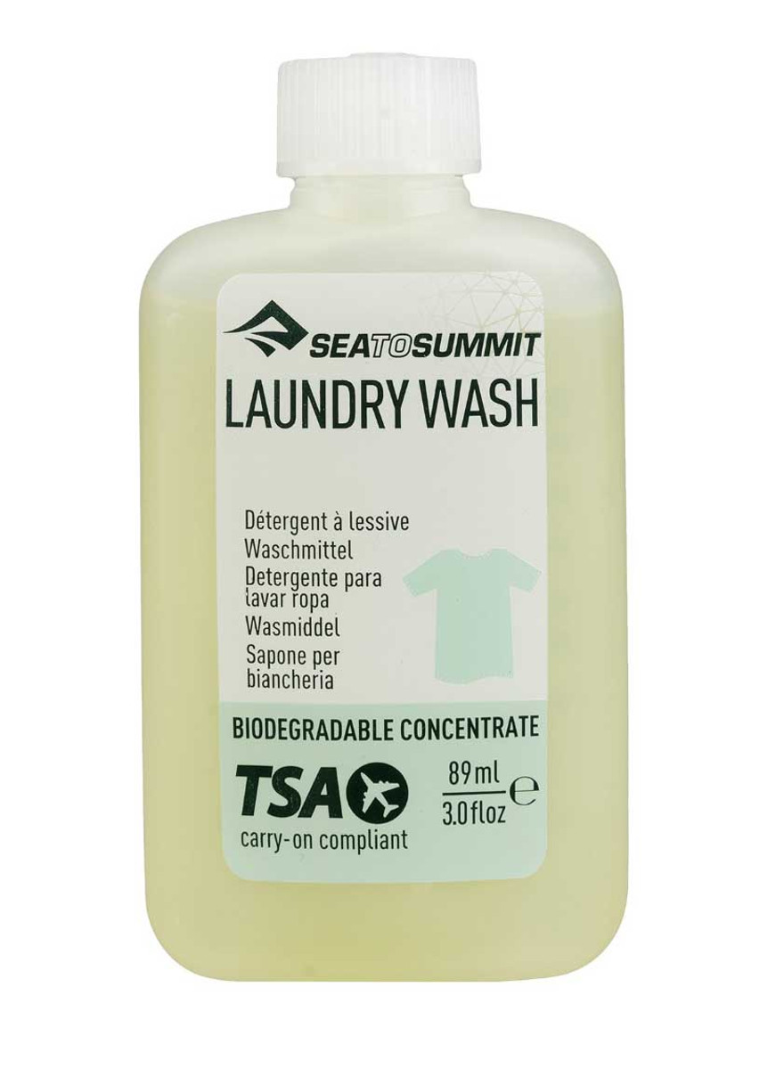Sea to Summit Trek and Travel liquid laundry wash 89ml