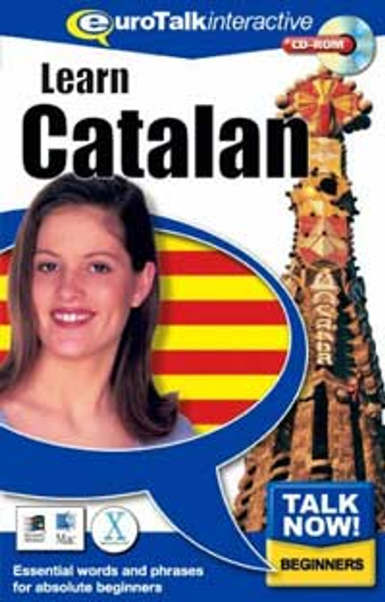 Catalan - Talk Now CD-ROM  language course (beginners)