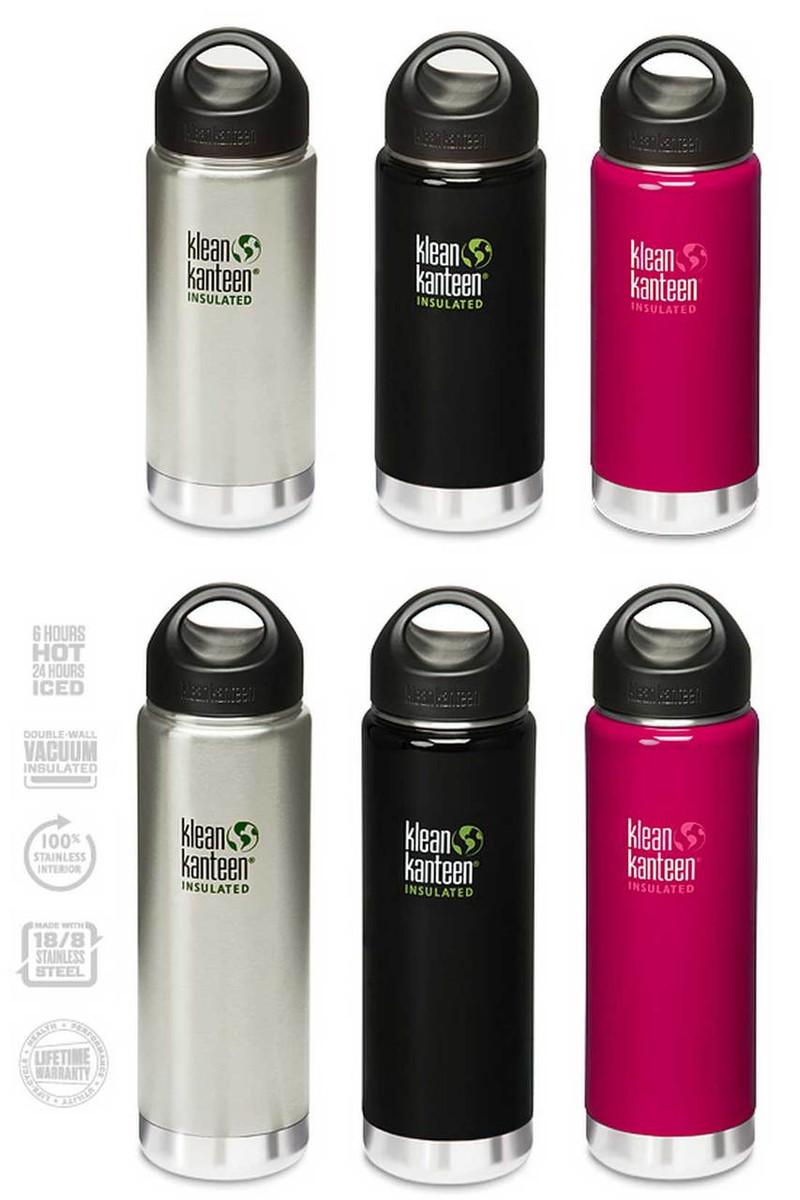 Klean Kanteen insulated drink bottle