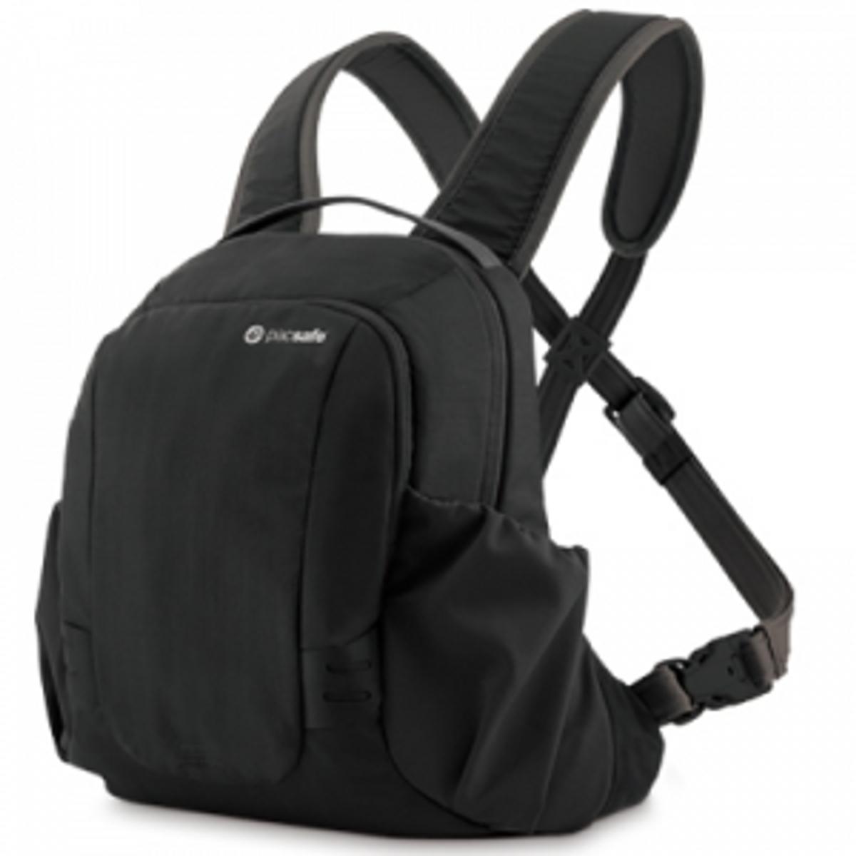 Pacsafe Venturesafe 10 L G II daypack, black