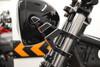 CNC Aluminium Motorbike Motorcycle Headlight Brackets HIGH QUALITY (size options available)
