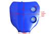 BLUE Double Headlight 12V/20W for all Motocross,Enduro & Supermoto Motorbikes