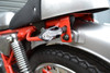 Set of 4 Motorcycle Motorbike Indicators Integrated Run / Stop / DRL Lights