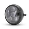 "6"" LED Projector Motorbike Headlight for Cafe Racer & Streetfighter 6 LIGHT"
