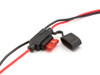 USB Power Supply for Motorbike Quad Trike ATV Car Adventure Bike with Harness - 12V