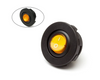 Car LED Dashboard Switch - Amber - 12V ON & OFF Button - Van Pick Up 4X4 Truck