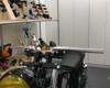 "SILVER 7/8"" 22mm Handlebar Custom Cafe Racer Brat Bike Retro Project Motorbike"