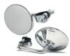 """Chrome Mirrors for 22mm (7/8"""") & 25mm (1"""") Handlebars"""