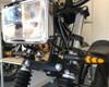 Motorbike LED Indicators - 2 x PAIRS - SUPER BRIGHT - Good Quality
