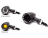 LED Integrated Indicators - FRONT & REAR with Driving Lights, Stop & Taillight