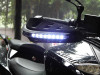 Universal Motorbike / Quad Bike Handguards - Inbuilt Daytime Running Lights