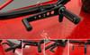 Motorbike Rearsets Footpegs Inc. Hanger Black Aluminium Alloy Cafe Racer PAIR