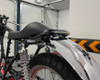 Motorbike Integrated LED Indicators Turn Signals with Stop Tail Lights