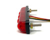 LED Stop Tail Light Running Small Micro Red Lens Discreet E-MARKED
