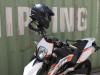 Black Motorbike Handguards Hand Brush Guards with Aluminium Inserts ATV Quad Bike Motocross Trail Supermoto
