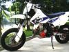 WHITE Universal Motorcycle Motorbike Mudguard / Fender for Supermoto Enduro Dirt Bike