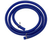 Blue 5mm Diameter Flexible Silicone Fuel Line Pipe For Motorcycle Motorbike Carburettors and Overflow Pipes
