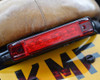 "4"" / 100mm Flush Mount Motorbike LED Stop / Tail Light for Streetfighters, Cafe Racers, Scramblers and Brat Bikes"