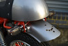 Custom Chrome Aluminium Integrated Indicators for Motorcycle Motorbike Trike
