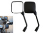 Right  & Left M10 Thread Excellent Quality Motorbike Motorcycle Side Rear View Mirrors