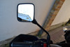 Excellent Quality Scooter, Moped & Motorbike Side Rear View M8 Glass Mirrors