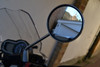High Quality M8 Rear View Chrome Mirrors for Commuter Scooters and Mopeds