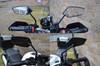 PAIR High Quality M10 Wing Mirrors Custom Commuter Motorbike Motorcycle Trike