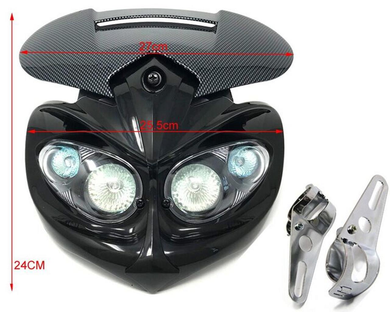 Headlight Bracket alternative for Streetfighter