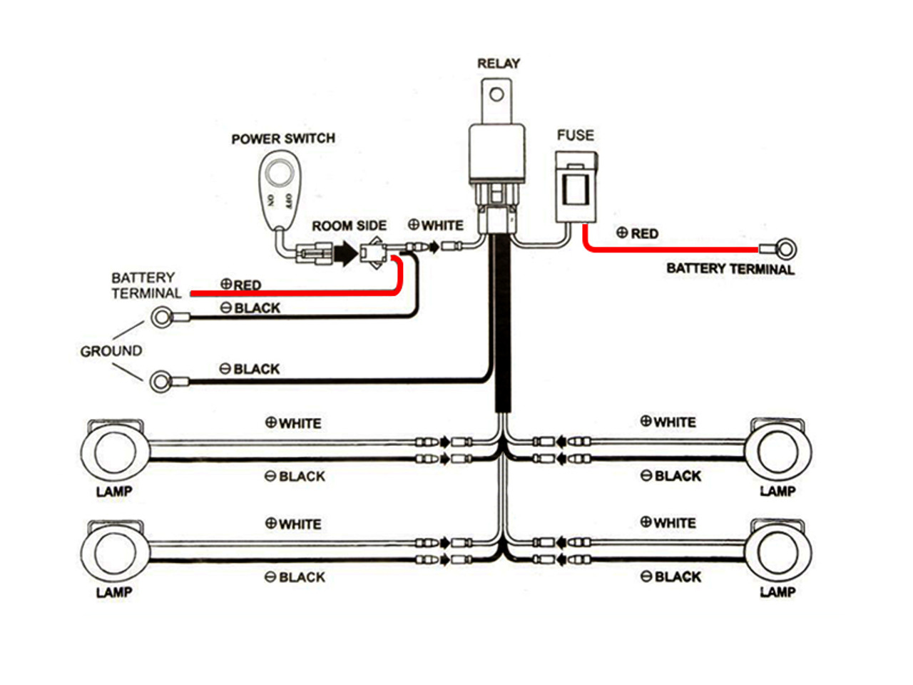 [SCHEMATICS_4NL]  Spotlight Relay Wiring Diagram - wiring diagrams schematics | 200x Wiring Diagram |  | wiring diagrams schematics