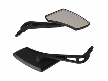 Pair of Good Quality Black Motorbike Motorcycle Trike Wing Mirrors