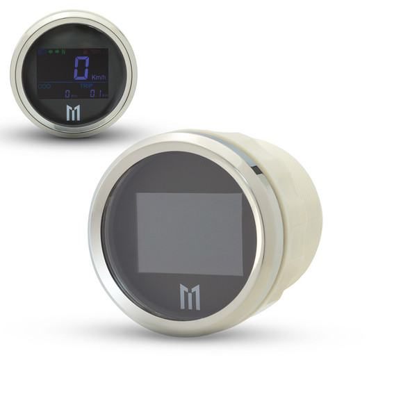 GPS Digital Speedometer for Motorbike Quad ATV Trike Car 4X4 Van Truck - MPH / KPH