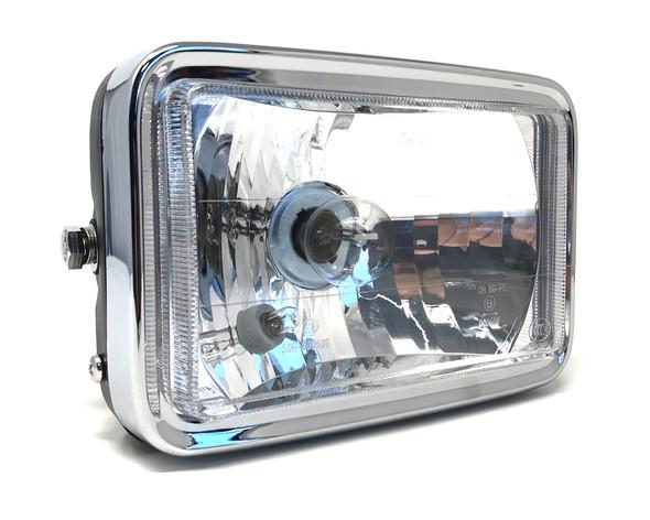 Motorbike Headlight for Honda CB 125 TD & CG125 Brazil Model Version - HOMOLOGATED