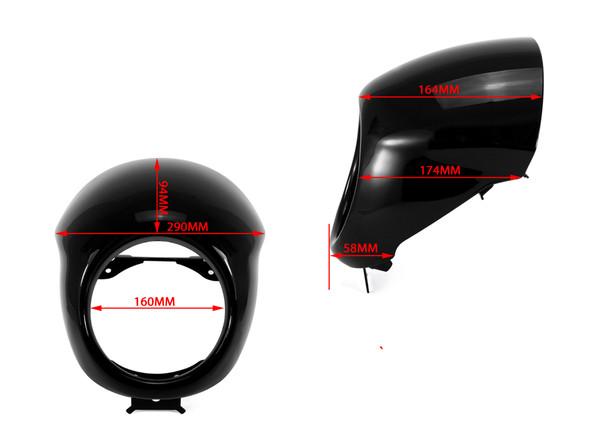 Headlight Fairing Cowling For Harley Davidson Street XG 500 XG 750 2014-2017