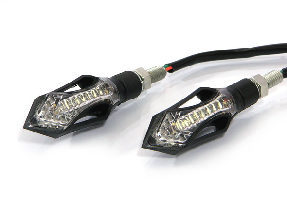 LED Front Indicators for Streetfighters and Street Bikes