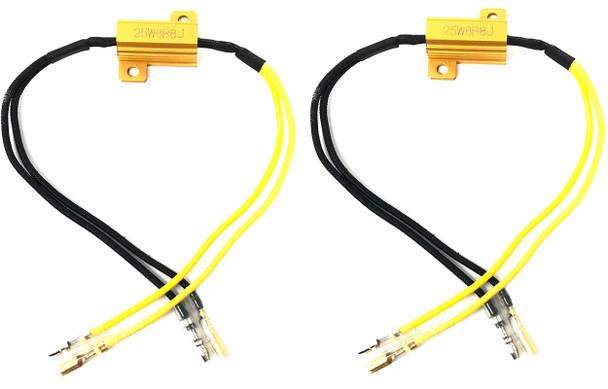 Motorbike Load Resistors Equalizers for LED Indicators