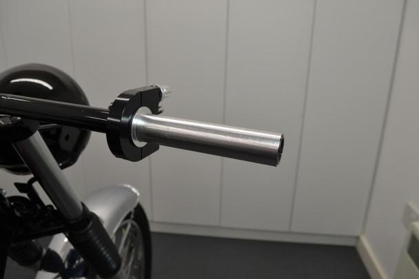 Billet Aluminium Quick Action Throttle for 22mm Handlebars