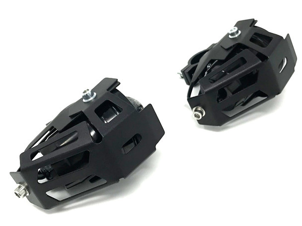 Projector LED Spotlights for Adventure Touring Bikes - 15W - PAIR