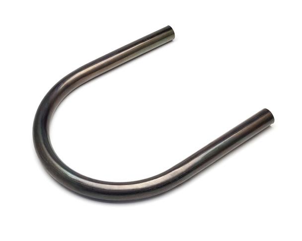 20mm x 210mm Motorbike Rear Seat Loop Frame - Flat Hoop for Custom Project Scrambler