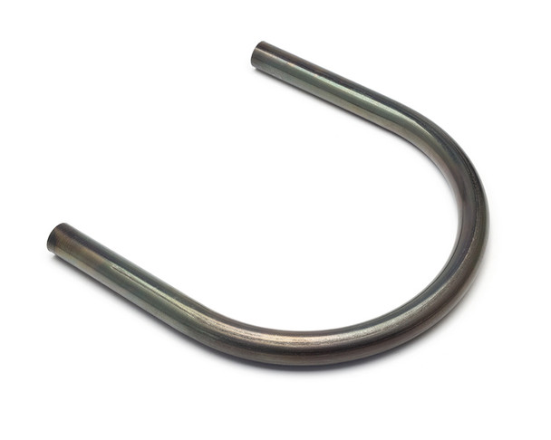 20mm x 230mm Motorbike Rear Seat Loop Frame - Flat Hoop for Custom Project Scrambler