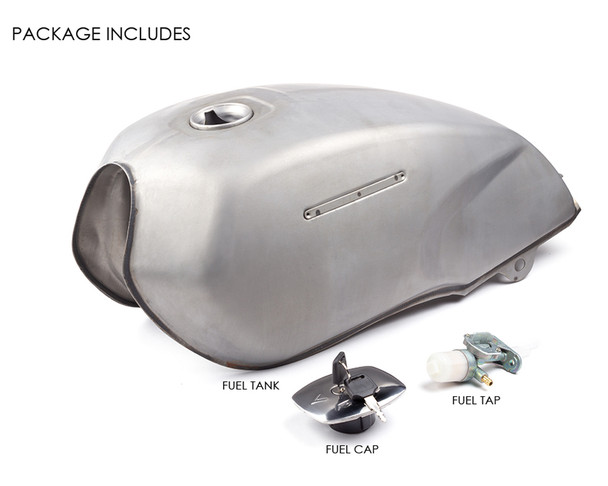 Fuel Tank for Retro Project Flat Tracker Scrambler Cafe Racer Brat Bike Item information Condition: New