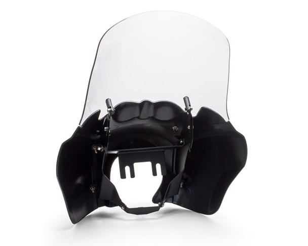 Fairing Windshield for Harley-Davidson Dyna, Super Glide T-Sport Clear Screen