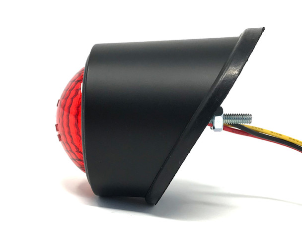 LED Stop Tail Light for Harley Davidson Sportster Dyna Softail Project