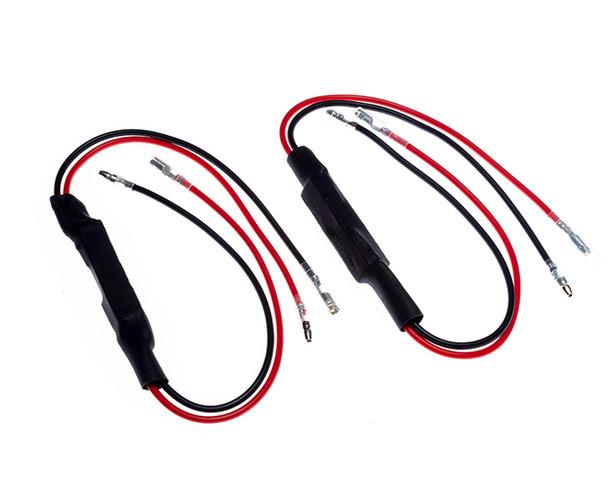 Motorbike Load Resistors In Line LED Indicators Turn Signals 12V 10W 10 Ohm