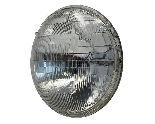 "Motorbike Headlight Insert 7.5"" 12V 55W Universal"